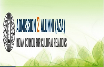 Attention! – New deadline of ICCR General Scholarship Scheme in the Academic Year 2018-19