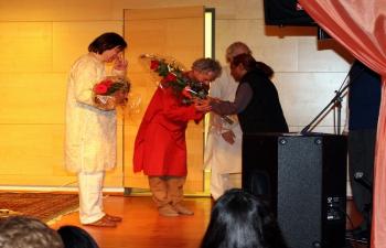 Indian classical music by Calcutta Trio