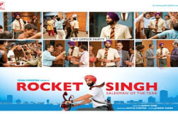 Filmklub: Rocket Singh: Az év ügynöke (2009) – Film Club: Rocket Singh: Salesman of the Year (2009)