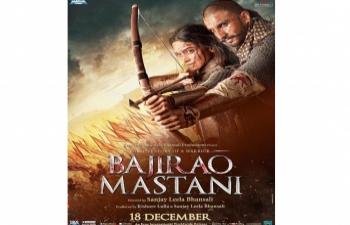 Filmklub: Bádzsiráó Masztáni (2015) – Film Club: Bajirao Mastani (2015)