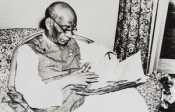 142nd  Birth Anniversary of Sardar Ballabhbhai Patel