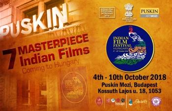 Indiai Filmfesztivál 2018 / Indian Film Festival 2018