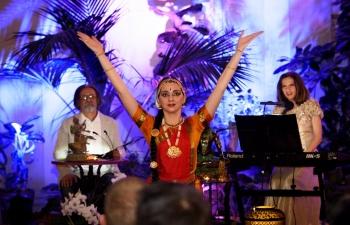 MantraSOUND meditációs koncert | védikus versekkel, tánccal