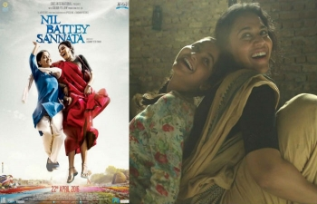 Filmklub: Nil Battey Sannata (hindí, 2015)