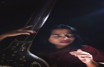 A Dhrupad tradíció – Meghana Sardar koncertje