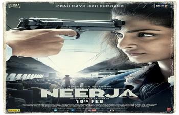 Filmklub: Neerja (hindí, 2016)