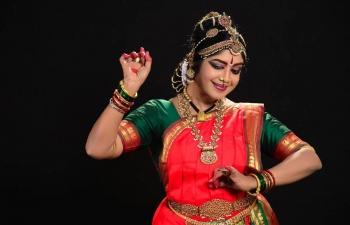 Abhinaya Tapasvini - Dr. Alekhya Punjala (India) kúcsipúdí táncelőadása
