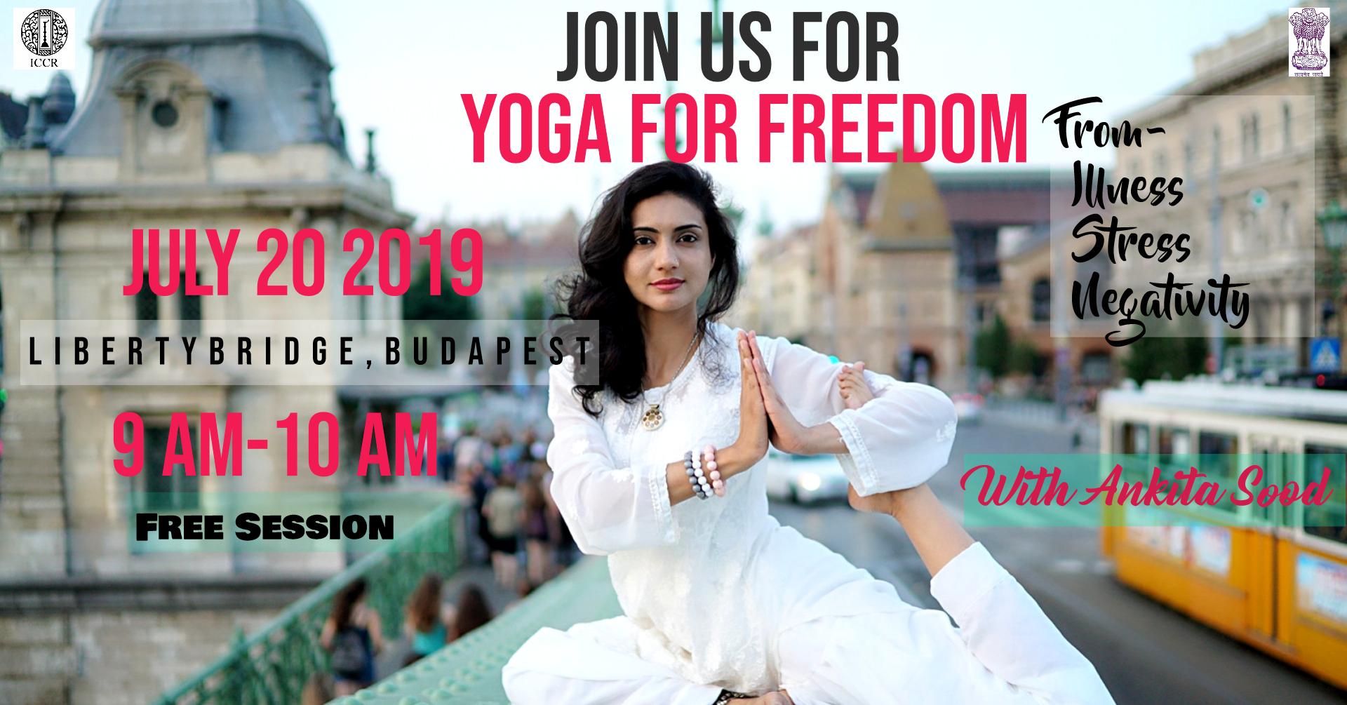 Jóga a Szabadságért / Yoga for Freedom