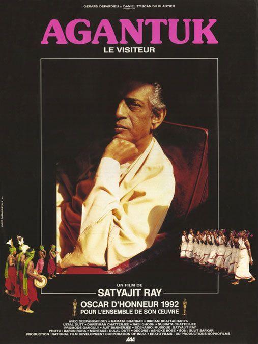 Filmklub: A látogató (Agantuk, 1991) – Film Club: The Stranger (Agantuk, 1991)