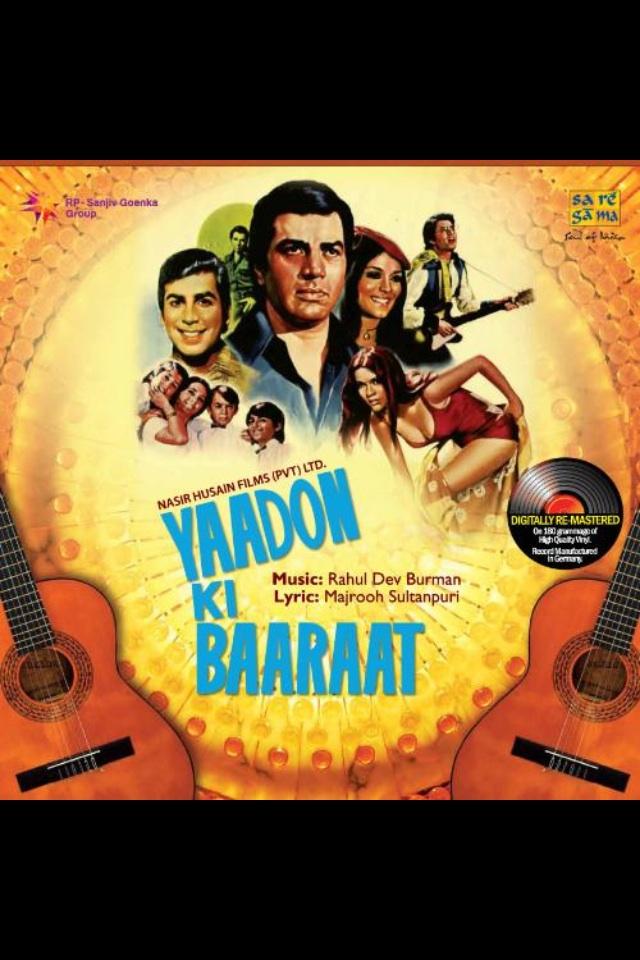 Filmklub: Yaadon Ki Baaraat (1973)