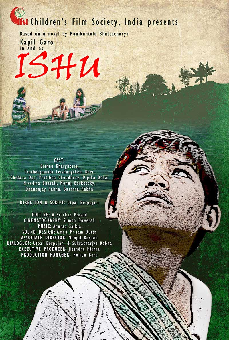 Filmvetítés a Puskin mozival: Ishu (2017) I Film screening with Puskin Cinema: Ishu (2017)