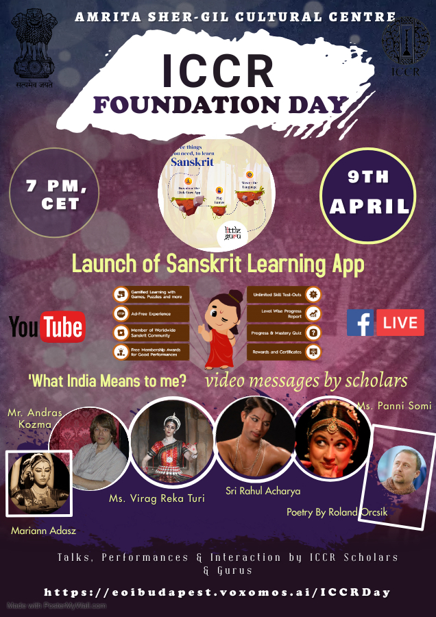 ICCR Foundation Day_9 April