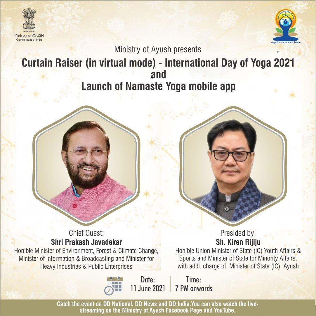 Curtain Raiser IDY 2021