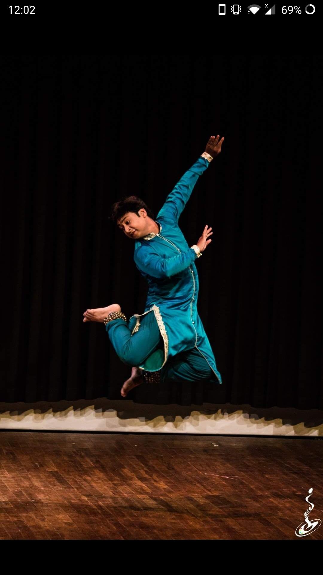 Kathak tánckurzusok / Kathak classes