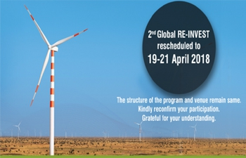 Trade Fair: Re-Invest Renewable Energy Investors Meet and Expo 2018