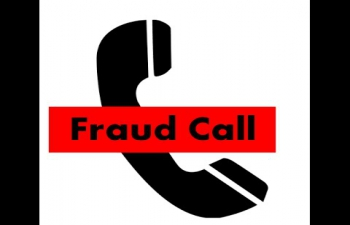 Advisory on Fraud Calls