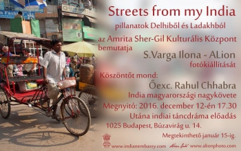 Streets from my India