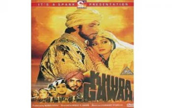 Filmklub: Khuda Gawah (Az Úr a tanúm 1992) – Film Club: Khuda Gawah (God is witness, 1992)