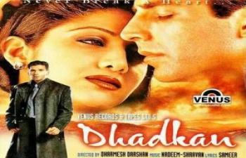 Filmklub: Dhadkan (Szívdobbanás, 2000) – Film Club: Dhadkan (2000)