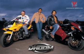 Filmklub: Dhoom (2004) – Film Club: Dhoom (2004)