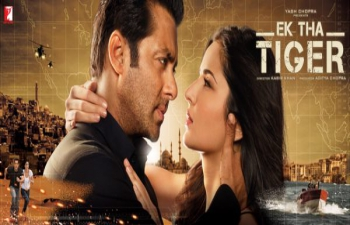 Filmklub: Fedőneve: Tigris (Ek Tha Tiger, 2012) – Film Club: Ek Tha Tiger (2012)