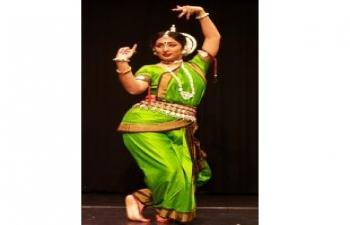 'Nrutya Dhara': Sandhyadipa Kar (India) odisszi táncelőadása / 'Nrutya Dhara': Odissi dance performance by Sandhyadipa Kar (India)