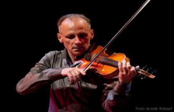Raga Fusion: Lantos Zoltán hegedű szólóestje / Raga Fusion: Violin solo performance by Zoltán Lantos