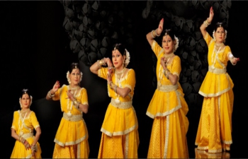 Kathak Sandhya – An evening of Kathak performance by Padmashri Shovana Narayan