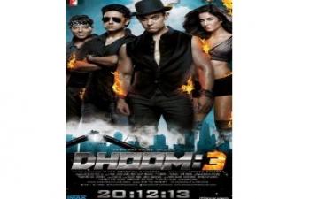 Filmklub: Dhoom: 3 (2013) – Film Club: Dhoom: 3 (2013)