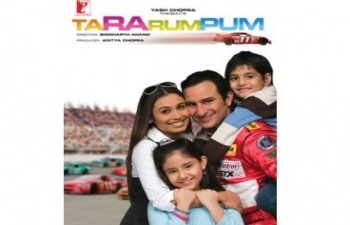 Filmklub: Ta Ra Rum Pum (hindí, 2007) – Film Club: Ta Ra Rum Pum (Hindi, 2007)