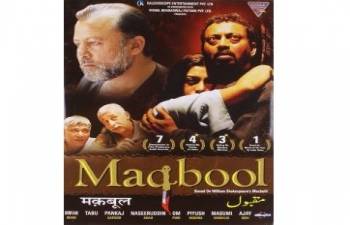 Filmklub: Maqbool (2003) – Film Club: Maqbool (2003)