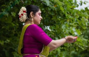 Parampara-e-Hindustan : Traditions Of India – Kathak performance by Ms Saumya Shukla