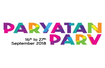 Paryatan Parv, 2018' from 16th to 27th September 2018.