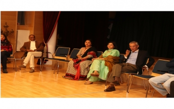 Farewell to Ambassador Rahul Chhabra and Madam Kavita Chhabra ,Budapest,2018