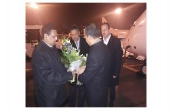 Mr.Kumar Tuhin arrived in Budapest