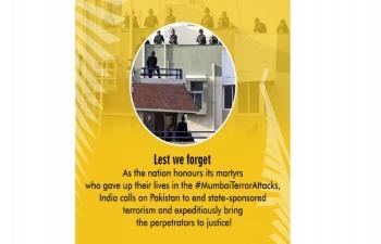 10th Anniversary of Mumbai Terror Attacks
