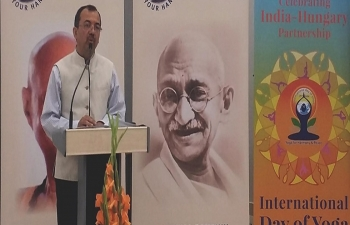 A Conference to commemorate 150th Birth Anniversary of Mahatma Gandhi was held at Széchenyi István University Gyor on 4th July, 2019.