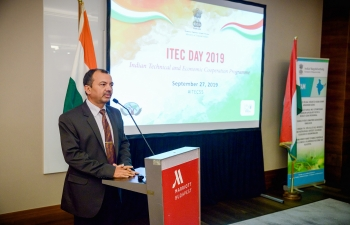 Celebration of ITEC / New Student Orientation Day on 27 September 2019
