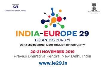 India -Europe 29 Business Forum
