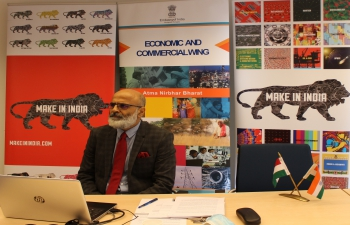 India-Hungary Pre-JWG meeting on Water Resources