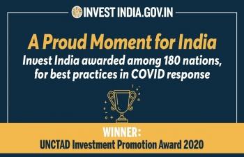 Team India Wins, InvestIndia
