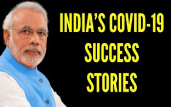 India Success Story in Pandemic